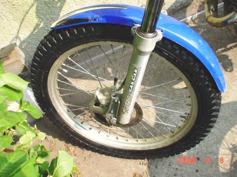 タイヤを交換しました : 自転車 後輪 ベアリング 音 : 自転車の